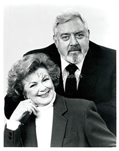 Raymond Burr and Barbara Hale Photo