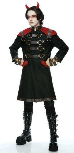 [Steampunk Warlord Costume - Medium] (Warlord Costumes)