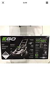 """EGO 21"""" Self Propelled Lawnmower with 5Ah Battery & Rapid Charger"""