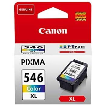 Amazon.com: Canon CL-546 X L – Cartucho de impresión – High ...