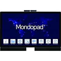 InFocus Mondopad INF6522 65 All-in-One PC, 8 GB RAM, 256 GB SSD, Intel HD Graphics, Black (INF6522)