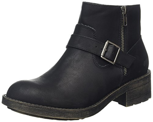 Stivaletti Donna schwarz A00 Thyme black Dog Rocket Nero 8qBEEp