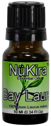 NuKira Bay Laurel Pure Essential Oil, 0.34 Ounce