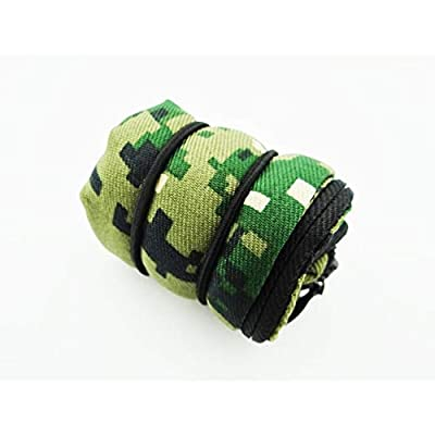 Hot Racing ACC58CT05 1:10 Scale Special Forces Digital Camouflage Sleeping Bag (: Toys & Games