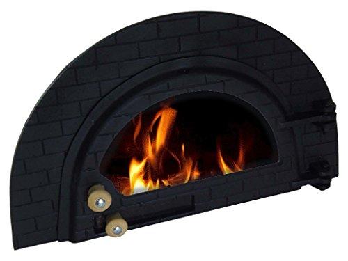 Dome Ovens™ Cast glass door