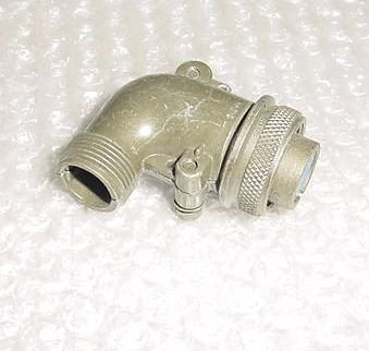 Airplane Amphenol Cannon Plug Connector, MS3106B-14S-5S -Rev