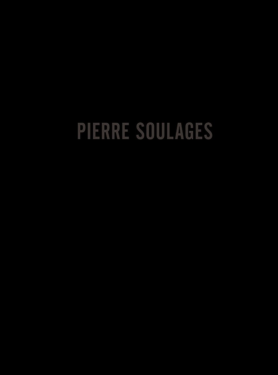 Read Online Pierre Soulages: New Paintings ebook