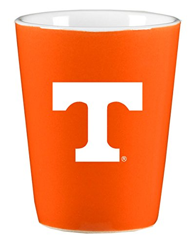 University of Tennessee - 1.75oz Ceramic Shot Glass - Orange