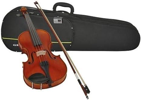 Gewa Aspirante Marseille - Violín con estuche (tamaño 4/4, para zurdos): Amazon.es: Instrumentos musicales