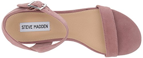 lowest price cheap online for nice for sale Steve Madden Women's Cashmere Flat Sandal Mauve Suede LlHDcFM4