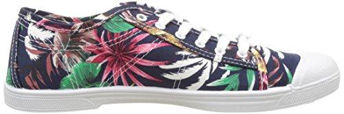 Le Temps des CerisesBasic 02 - botas de caño bajo Mujer Multicolore (Mauritius)