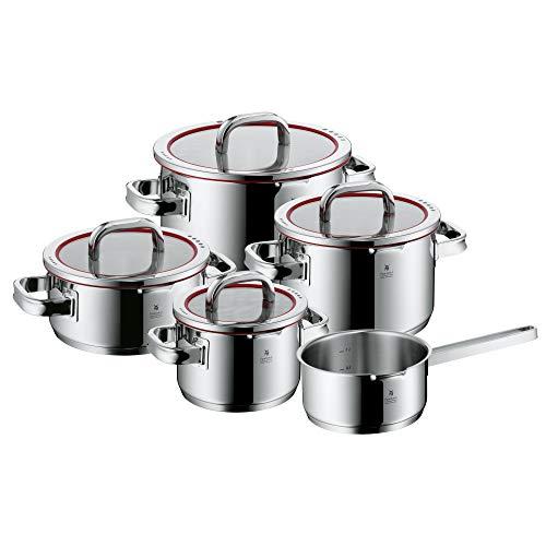 WMF Function 4 Cook Pots 5 Piece Set