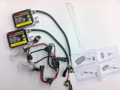 HID Conversion Kit 9005 6000K High Intensity Xenon Lighting System