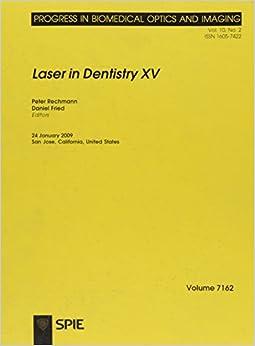 Lasers in Dentistry XV (Proceedings of Spie)