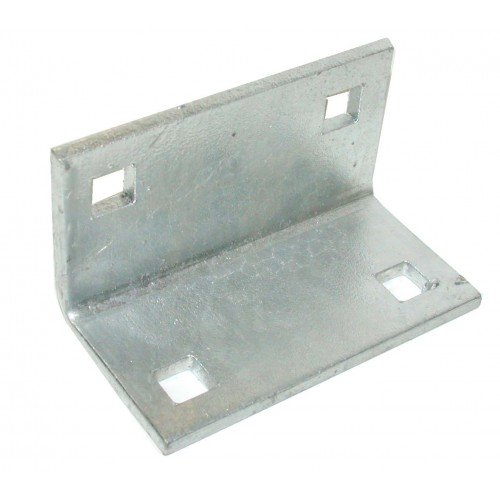 Dock Hardware Galvanized Dock Angle - DH A - Stringer Angle