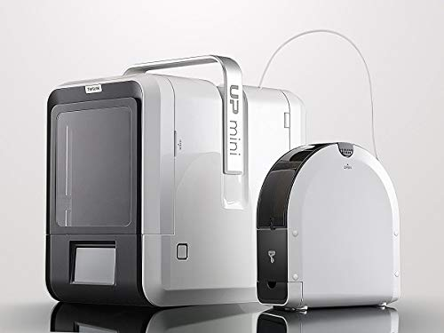 Tiertime-UP-Mini-2-3D-Printer-Optimized-for-ABS-Fully-Enclosed-WiFi-Blackout-Recovery-175mm-Filament