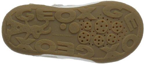 Geox B SUMMER FLICK BOY D - Caña baja de lona niño gris - Grau (LT GREY C1010)