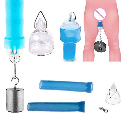 Penis Enlargement System Stretcher Pump Enlarger Hanger Enhancement Phallosan Set,Male Enlarger, Penis Extender 35mm