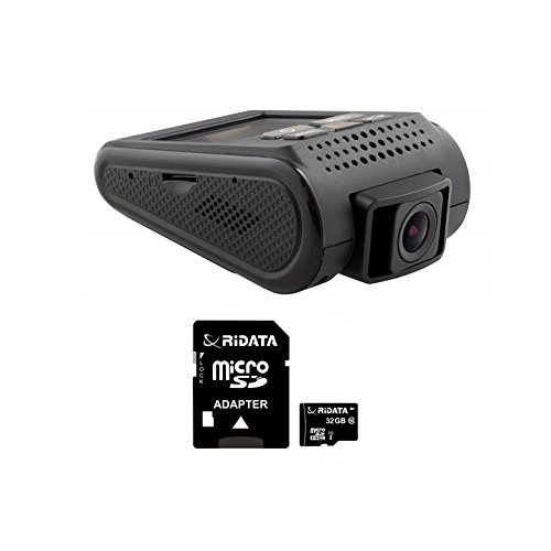 Spy Tec A119 1440p Car Dash Camera, Black (MP_A119+32) by Spy Tec