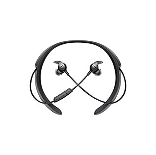 Bose QuietControl 30 Wireless Headphones - Stereo - Black -