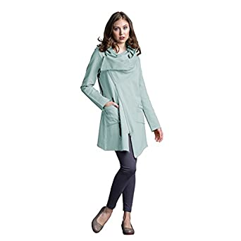 Amazon.com: Neon Buddha Women's Zip Car Jacket: Clothing
