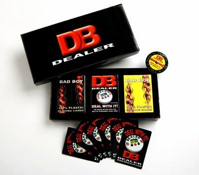 Botón de repartidor poker temporizador Set de regalo ...