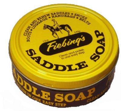 Paste Saddle Soap 12 Oz - Yellow