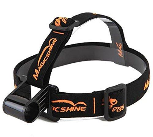 Magicshine MJ-6060 Head Strap | Extend Your Bike Lights Versatility Usefulness Turning it into a headlamp.