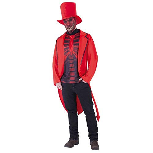 Haunted House Don Diablo Ad Costume -