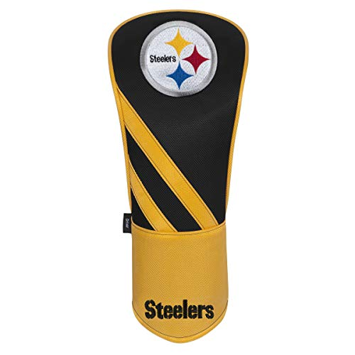 (Team Effort NFL Pittsburgh Steelers Individual Driver Headcover (Renewed))