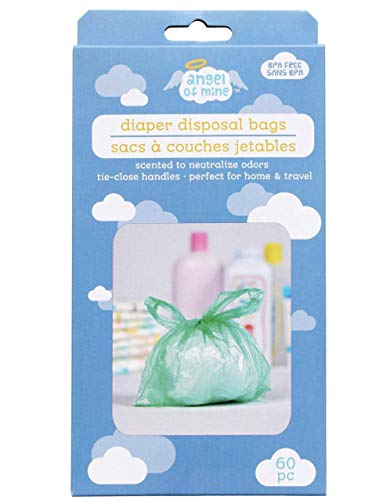 Disposal Diaper Bags Pack of 120
