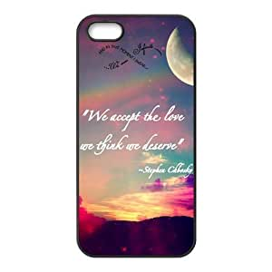 Pink Ladoo? iPhone 5C Case Phone Cover Perks Of Being A Wallflower Quotes