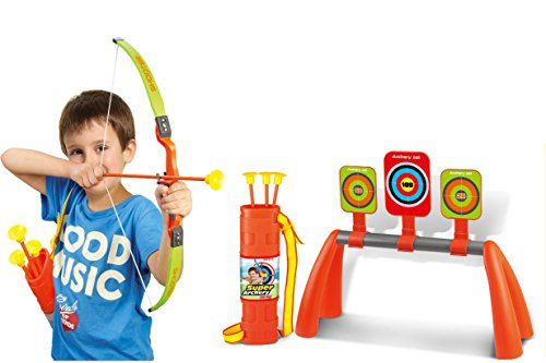 Archery Shooting Kids Targets Quiver