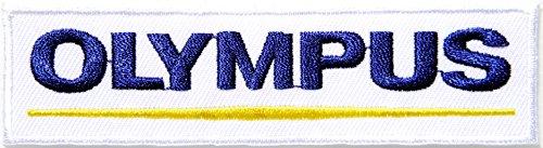 OLYMPUS Digital Camera Logo Patch Sew Iron on