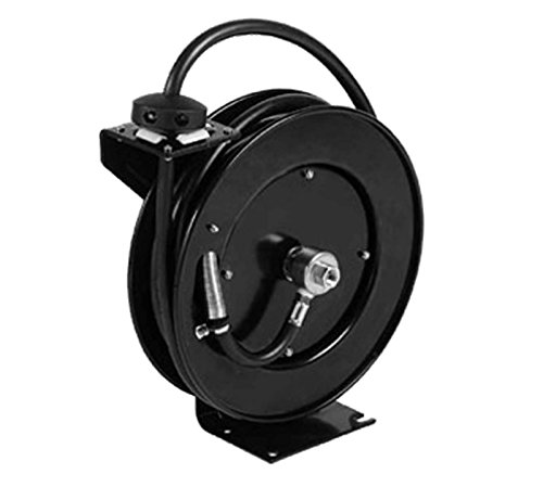 T&S Brass 5HR-232-GH Garden Hose Adapter Equip Open Hose Reel, 3/8-Inch X 35-Feet by T&S Brass