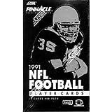 1991 Pinnacle Football Box - 36P by Pinnacle