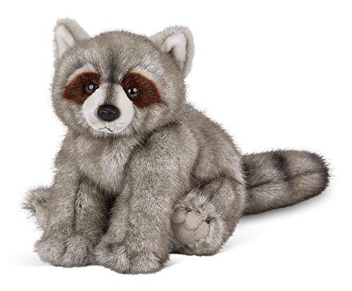 (Bearington Rocko Plush Stuffed Animal Raccoon, 13 inches)