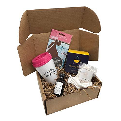 2nd Trimester Organic Pregnancy Gift Box
