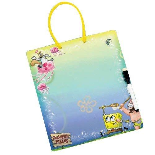 dry erase board sponge bob