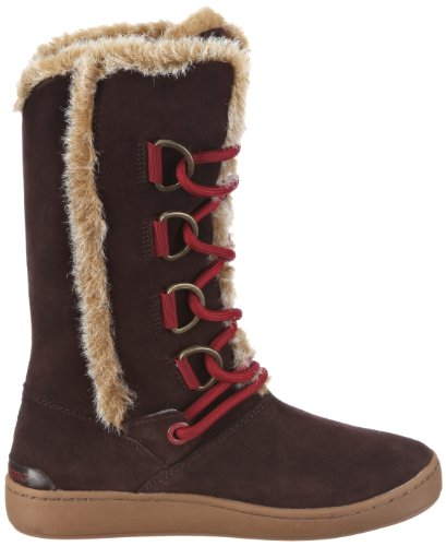 Brown Footwear 1141077901 Borg 2200 Watson Donna 01 Björn Stivali dark braun Marrone H7vwx5IqI