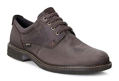 ECCO Men's Turn Shoes, Mocha/Mocha, 40 EU