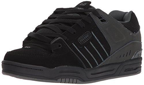 Fusion Men Shoes - Globe Men's Fusion Shoes Black/Night 12