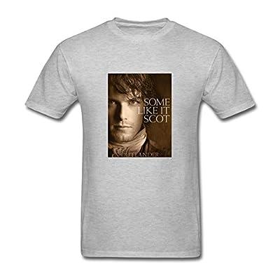 Simshirt Men's Outlander Cast Tank Top Short Sleeve T-Shirt