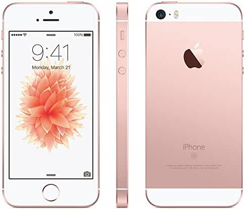 Apple iPhone SE- 64GB- Verizon (Rose Gold)