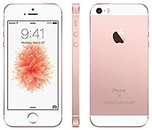 apple iphone se 64 gb verizon rose gold cell phones accessories. Black Bedroom Furniture Sets. Home Design Ideas