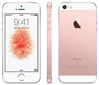 Apple iPhone SE 64 GB Verizon, Rose Gold