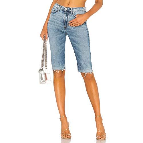 フェンス伝染病毎週(ハドソンジーンズ) Hudson Jeans レディース ボトムス?パンツ ショートパンツ Zoeey High Rise Cut Off [並行輸入品]
