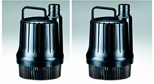 c Drive 3000 GPH Garden Pond Waterfall Pumps w/Filter -02660 ()