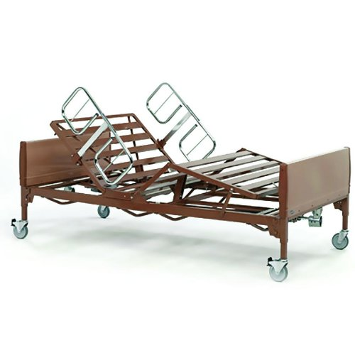 Invacare Bariatric Hospital Bed - 6