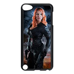 Black Widow iPod Touch 5 Case Black Vzxcr